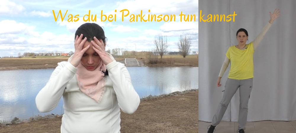 Was tun bei Parkinson