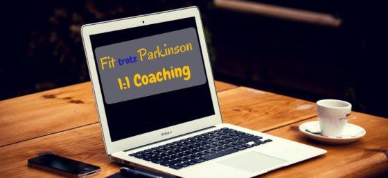 Fit trotz Parkinson 1:1 Coaching
