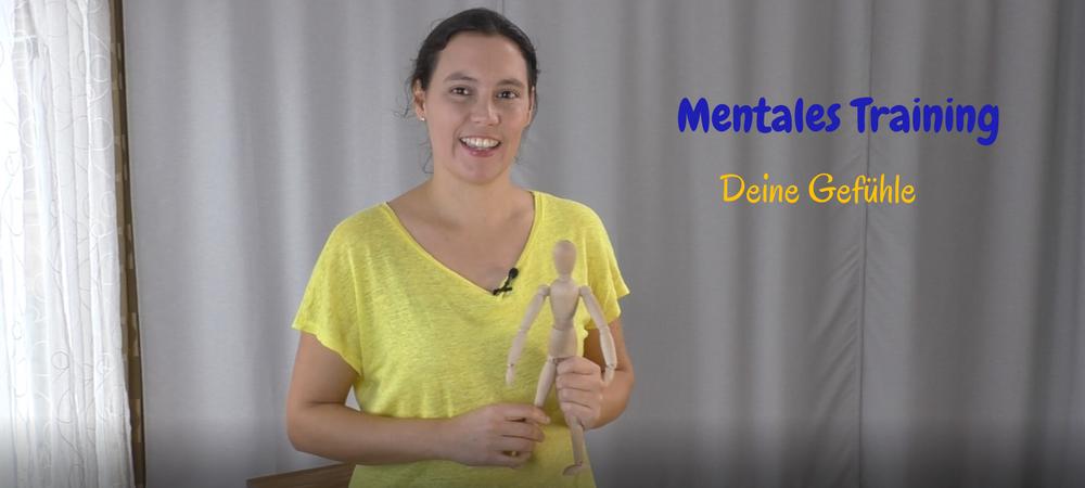 Mentales Training - Gefühle