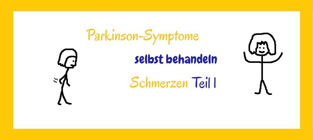 Schmerzen bei Parkinson selbst lindern