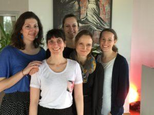 Team Projekt:tanz - Tanzen mit Parkinson