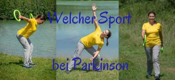 Bei Parkinson Sport treiben ist zu empfehlen