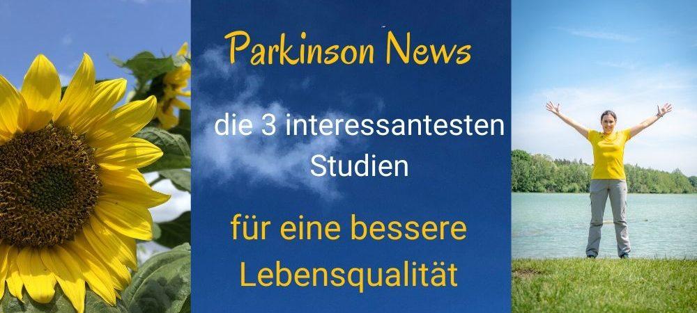 Parkinson News: Studien über Lebensqualität bei Parkinson