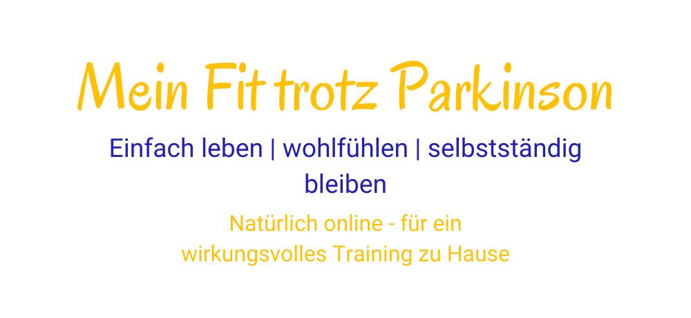 Parkinson Übungen - Online Training für zuhause