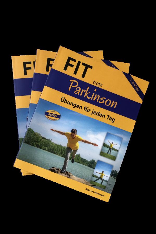 Buch Fit trotz Parkinson