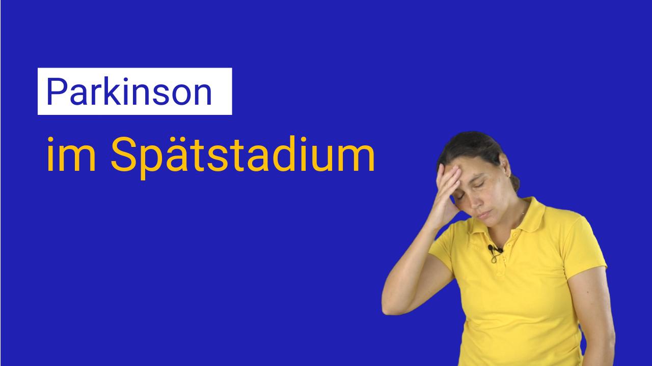 Parkinson Verlauf