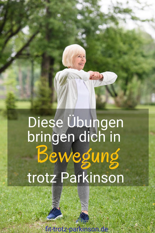 Parkinson Übungen für Anfänger