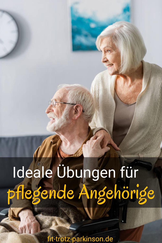 Parkinson Angehörige