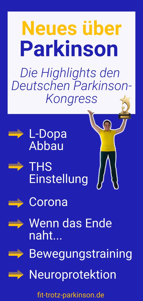 Neues über Parkinson